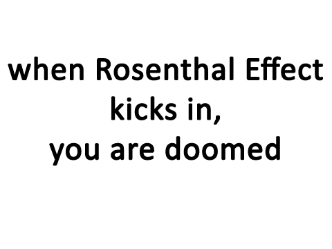 rosenthal effects