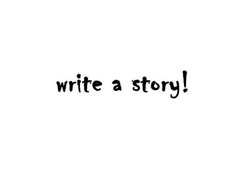 write a damn story